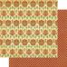 Двусторонняя скрапбумага Le Fleur от Graphic 45