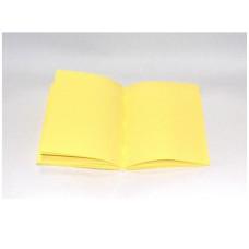 Блок для изготовления блокнотов, А5, ярко-желтый, 80 г/м2 от Hobby&You