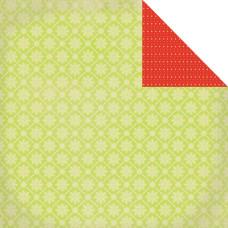 Двусторонняя бумага Lyric 30х30 от Kaisercraft