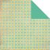Двусторонняя бумага Bodice 30х30 от Kaisercraft