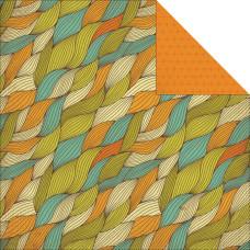 Двусторонняя бумага Sycamore 30х30 от Kaisercraft