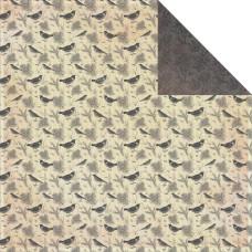 Двусторонняя бумага Hint 30х30 от Kaisercraft