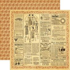 Двусторонняя скрапбумага Happy Homemaker от Graphic 45