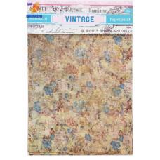 Бумага для декупажа, Vintage 9 , 2 листа 40*60 см от Santi