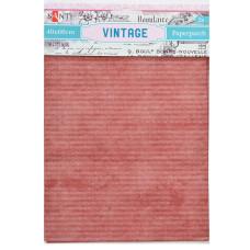 Бумага для декупажа, Vintage 10 , 2 листа 40*60 см от Santi