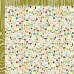 Двусторонняя бумага Autumn Splendor 30х30 см от Bella Blvd