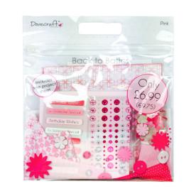 Набор для творчества Goody Bag Pink от DOVECRAFT