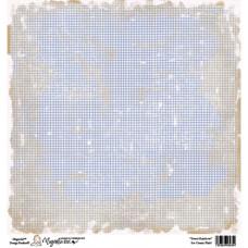 Бумага для скрапбукинга Ice Cream Plaid 30*30 см от Magnolia
