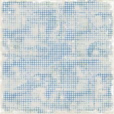Бумага для скрапбукинга Blue Kitchen Cloth 30*30 см от Magnolia