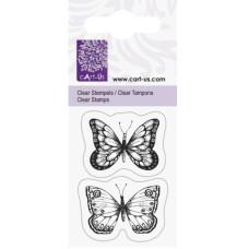 """Штамп акриловый """"Бабочки"""" 5х6см от Knorr Prandell"""