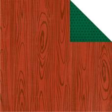 Двусторонняя бумага Berries 30х30 от Kaisercraft