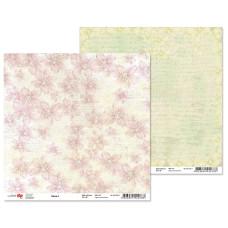 "Двусторонняя бумага ""Flora"" 1, 1 лист , 30*30 см от Rosa"