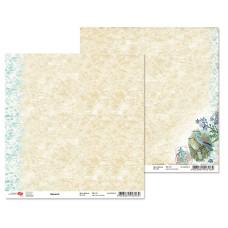 """Двусторонняя бумага """"Nature"""" 5, 1 лист , 30*30 см от Rosa"""