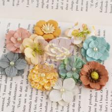 Набор цветов Perle Bebe - SongBird 12 шт. от Prima