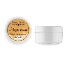 Сухая краска Magic paint цвет Сиена натуральная , 15 мл от Фабрика Декора