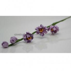 Веточки сакуры сиреневые, размер цветка 2,5 см Цветочная Фея