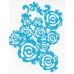"""Маска """"Розы"""", 15*20 см от Фабрика Декора"""