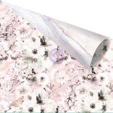 Двусторонняя скрапбумага Cherry Blossom Garden - Cherry Blossom, 30x30 Prima