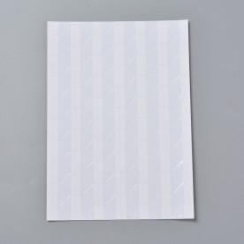 Набор уголков для фотографий, прозрачный, 147x103мм, размер уголка 12x15.5мм, ок. 102шт/лист