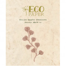 Нож для вырубки Эвкалипт, Ecopaper