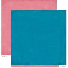 Двусторонняя скрапбумага Random - Paint Swatch от Crate Paper