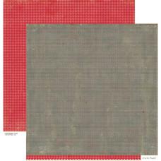 Двусторонняя скрапбумага Random - Victorian от Crate Paper