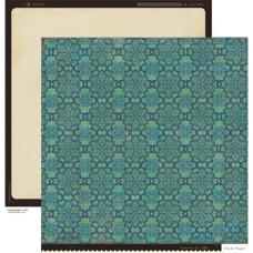 Двусторонняя скрапбумага Random - Graphic от Crate Paper