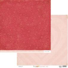 Двусторонняя скрапбумага Paper Heart - Delicate от Crate Paper