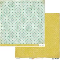 Двусторонняя скрапбумага Paper Heart - Friendship от Crate Paper