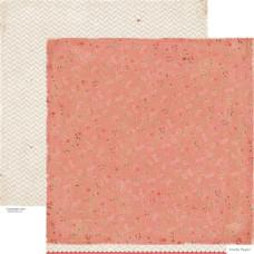 Двусторонняя скрапбумага Paper Heart - Romance от Crate Paper