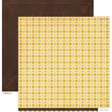 Двусторонняя скрапбумага Farmhouse - Cross Stitch от Crate Paper