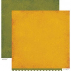 Двусторонняя скрапбумага Farmhouse - Sweet Corn от Crate Paper