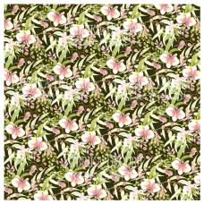 Деко веллум (лист кальки с рисунком) Wild Orchid, Фабрика Декору