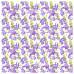 Деко веллум (лист кальки с рисунком) Ирисы, Фабрика Декору
