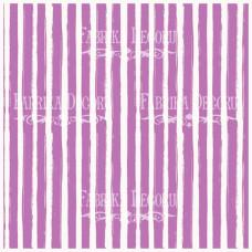 Деко веллум (лист кальки с рисунком) Вертикальные полосы, Фабрика Декора