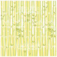 Деко веллум (лист кальки с рисунком) Бамбук, Фабрика Декора