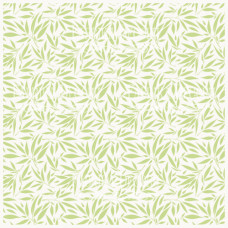 Деко веллум (лист кальки с рисунком) Листья бамбука, Фабрика Декора