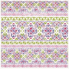 Деко веллум (лист кальки с рисунком) Boho style, Фабрика Декора