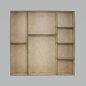 Заготовка для ShadowBox №04, Фабрика Декора