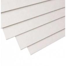 Сторінка з пивного картону 20х30 см, товщиною 0.9 мм, сіруватий зріз