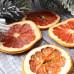 Грейпфрут сушеный декоративный, натуральный, ок 8-9 см
