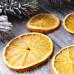 Апельсин сушеный декоративный, натуральный, ок 4-6 см