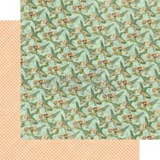 Двусторонняя скрапбумага Flight of Fancy от Graphic 45
