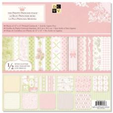 Набор бумаги Preppy Princess 30х30 см 24 листа от DCWV