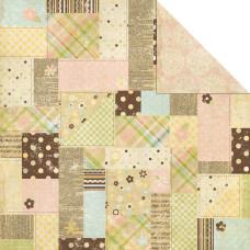 Двусторонняя бумага Sweet Dreams 30x30 см от Simple Stories