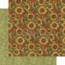 Двусторонняя бумага Sunflower, French Country, 30х30 см от Graphic 45