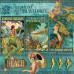 Двусторонняя бумага Tropical Travelogue 30x30 см от Graphic 45