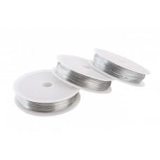 Проволока, серебро, 0,3 мм, 50м