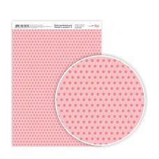 Бумага дизайнерская односторонняя Моменты нежности 9, 21х29,7 см, глянцевый, 250 г / м2, ROSA TALENT