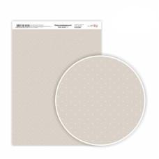 Бумага дизайнерская односторонняя Love story 7, 21х29,7 см, глянцевый, 250 г / м2, ROSA TALENT